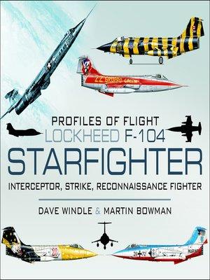 cover image of Lockheed F-104 Starfighter