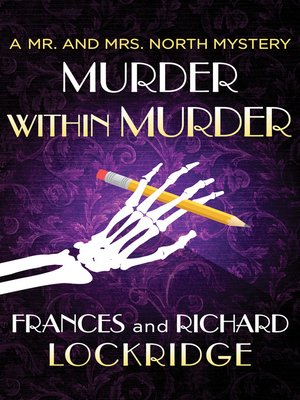 cover image of Murder within Murder