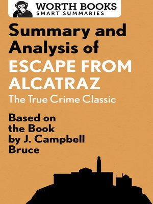 cover image of Summary and Analysis of Escape from Alcatraz