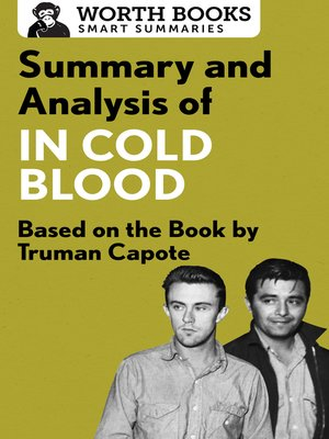 cover image of Summary and Analysis of In Cold Blood - A True Account of a Multiple Murder and Its Consequences