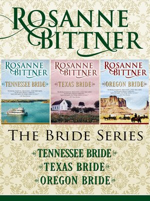 cover image of The Bride Series