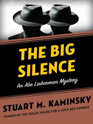 cover image of The Big Silence