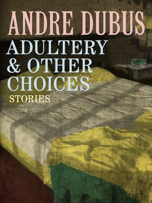 cover image of Adultery & Other Choices