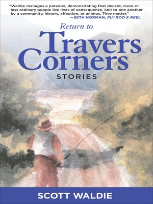 cover image of Return to Travers Corners