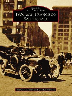 cover image of 1906 San Francisco Earthquake