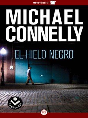 cover image of El hielo negro