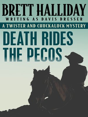 cover image of Death Rides the Pecos