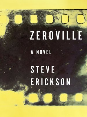 cover image of Zeroville