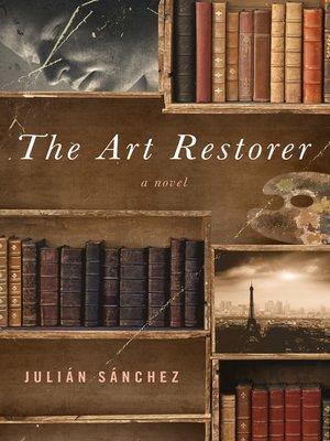 cover image of The Art Restorer