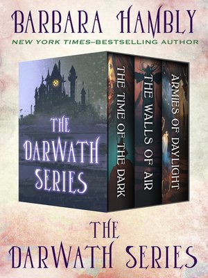 cover image of The Darwath Trilogy