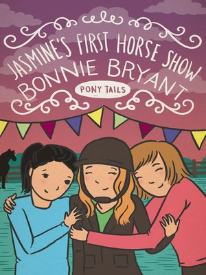 cover image of Jasmine's First Horse Show