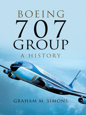 cover image of Boeing 707 Group