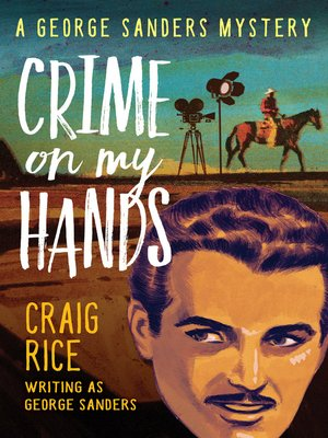 cover image of Crime on My Hands