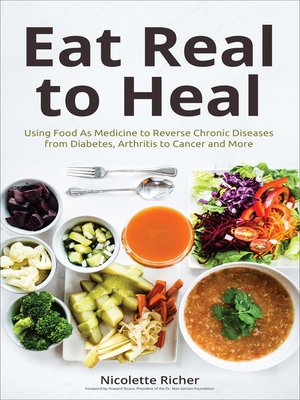 cover image of Eat Real to Heal