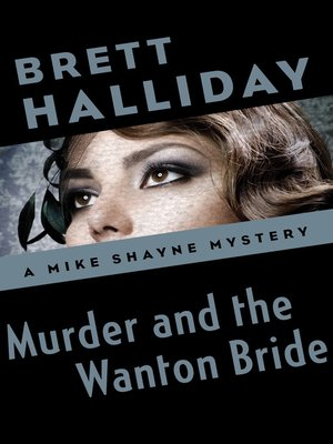 cover image of Murder and the Wanton Bride