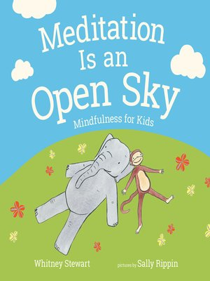cover image of Meditation Is an Open Sky