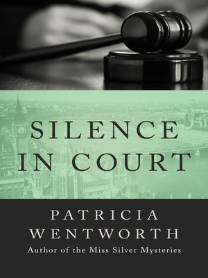 cover image of Silence in Court