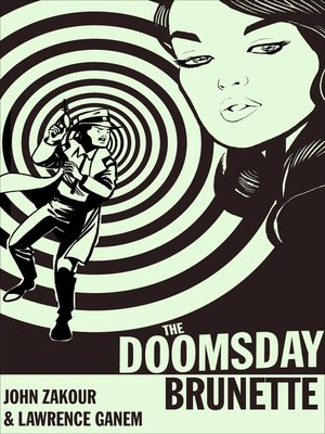 cover image of The Doomsday Brunette