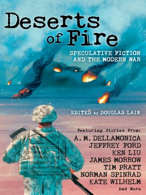 cover image of Deserts of Fire