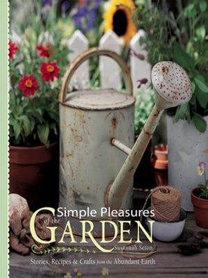 cover image of Simple Pleasures of the Garden