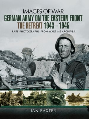 cover image of German Army on the Eastern Front