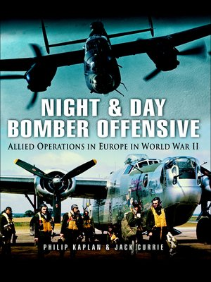 cover image of Night & Day Bomber Offensive