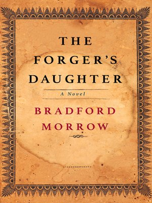 cover image of The Forger's Daughter