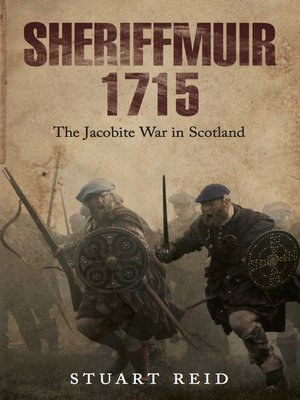 cover image of Sheriffmuir 1715