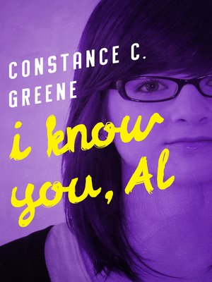 cover image of I Know You, Al