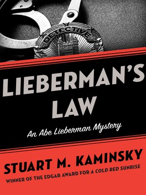 cover image of Lieberman's Law