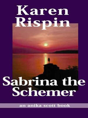 cover image of Sabrina the Schemer
