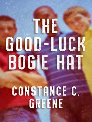 cover image of The Good-Luck Bogie Hat