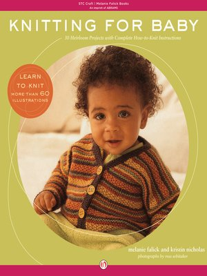 cover image of Knitting for Baby
