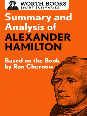cover image of Summary and Analysis of Alexander Hamilton