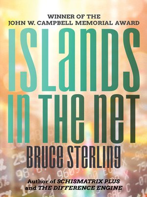 cover image of Islands in the Net