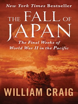 cover image of The Fall of Japan
