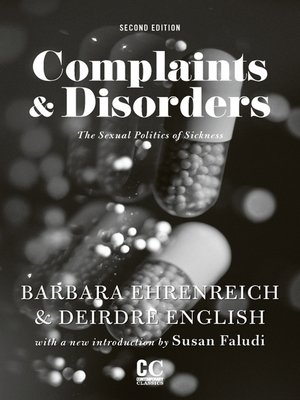 cover image of Complaints & Disorders