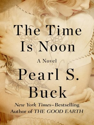 cover image of Time Is Noon