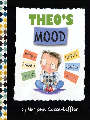 cover image of Theo's Mood