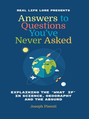 cover image of Answers to Questions You've Never Asked