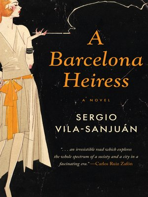 cover image of A Barcelona Heiress