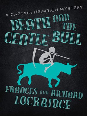 cover image of Death and the Gentle Bull