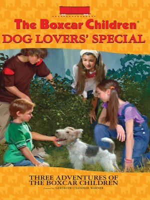 cover image of Dog Lovers' Special