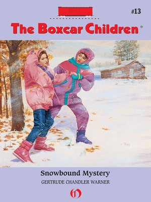 cover image of Snowbound Mystery