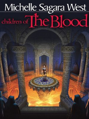 cover image of Children of the Blood