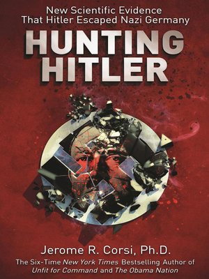 cover image of Hunting Hitler