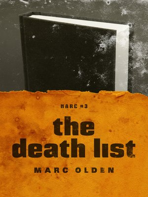 cover image of The Death List