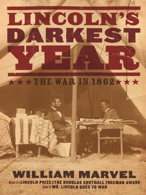 cover image of Lincoln's Darkest Year