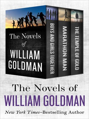 cover image of The Novels of William Goldman