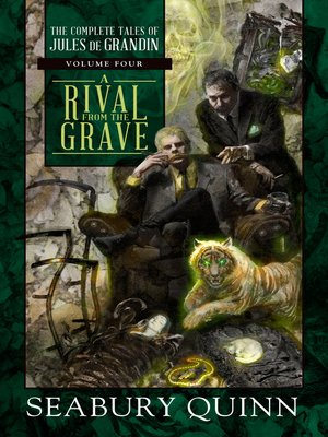 cover image of A Rival from the Grave